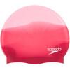 speedo Multi Colour Czepek pływacki różowy